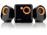 **Xenta 303 2.1 channel Subwoofer Speaker System**