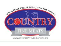 COUNTRY FINE MEATS
