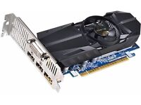 Gigabyte Geforce GTX 750 Ti Low Profile graphics card