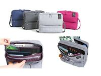 Multi-Compartment Travel Bag - Pink - Brand New