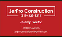 JerPro Construction