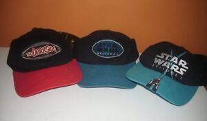 Star Wars Baseball Hats - Adult Size - $7 each or all 3 for $15