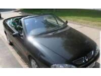 Renault Megane Convertible, MOT until 02/19, spares or repairs