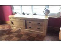 Oak TV Cabinet from Next
