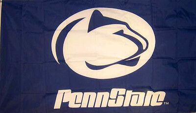 NEW 3ftx5 BLUE PENN STATE NCAA STORE BANNER FLAG - Penn State Store