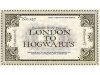 Harry Potter Tour Tickets