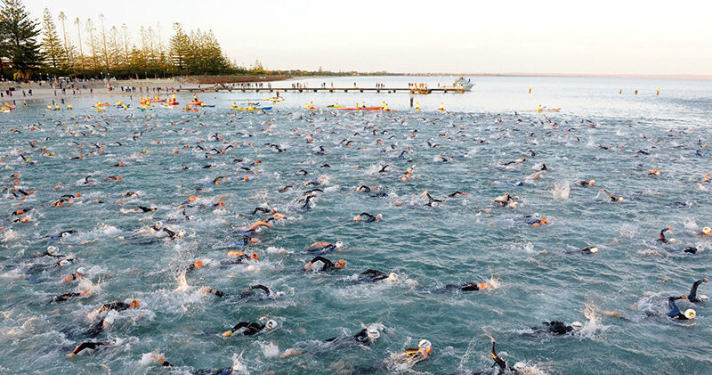 How Did the Ironman Triathlon Begin?