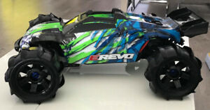 RC collection for muscle car (XMAXX 8s-UDR-E-REVO 2.0-TRX4)