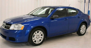 Dodge avenger for sale $14,000 with only 52,000km