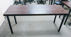 Table with detachable legs