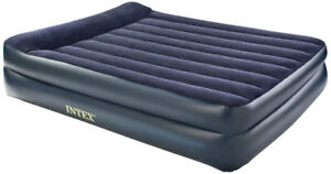 Queen Pillow-Rest Airbed, New