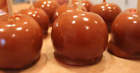 Candy Apples ~ A Perfect Thanksgiving Treat!! ..Order Now!