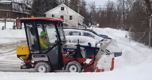 Commercial - Industrial - Plaza - Condo - Snow Removal / Plowing Kitchener / Waterloo Kitchener Area image 7