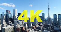 Aerial Photography & Video, Toronto City Skyline Stock Video