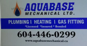 Red Seal Certified Plumber and Gas Technician at low rate