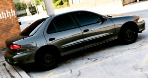 2001 Chevrolet Cavalier Repainted Engine Swapped