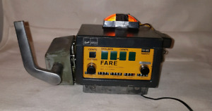 Taxi meter made by Argo