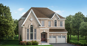 Brand  New detached  46' & 50' lots  in Caledon  !!!