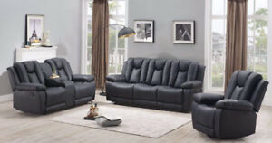 Huge sale on recliner sets, sofa sets, sectionals and more furn