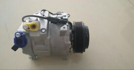 ac compressor bmw f10,f07