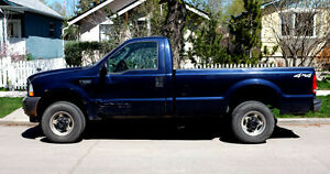 2004 Ford F-250 Pickup Truck - Awesome Work Truck!