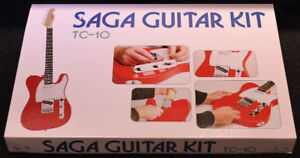 SAGA TC-10 GUITAR KIT