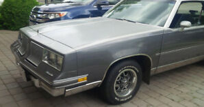 1986 Olds Cutlass Supreme Coupe