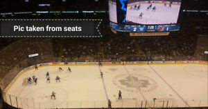Toronto Maple Leafs Tickets Section 310 Row 9 Green