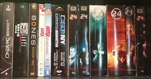 Séries TV et jeux PS2-PS3