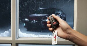 REMOTE ENGINE START FROM YOUR KEYLESS REMOTE FOB !!!!