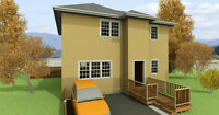 1600 sq.ft. Two-Story house plan >>> Plan # 10-0831