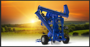 Neeralta Extractor, Grain bag unloader