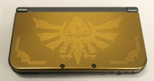 Console New 3DS XL Edition Hyrule / Hyrule Edition New 3DS XL