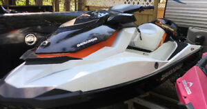 2013 Sea Doo GTI 130 with IBR