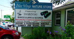 638 Point Pelee Nature store business for sale
