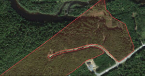 Residential Lots Along Hwy 790 from Musquash to Dipper Harbour