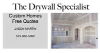 Drywall Specialist & Experienced General Contractor Available