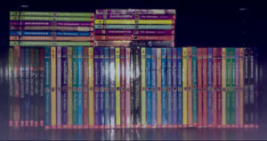 ANIMORPHS BOOKS FOR SALE *NEAR COMPLETE COLLECTION*