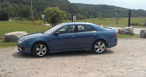 Ford Fusion 2010 sport AWD SPORT