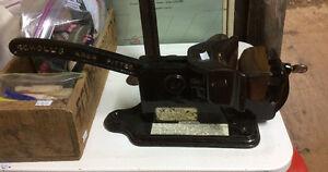 Antique 1911 Dr. Scholls Arch Fitter - Cast Iron