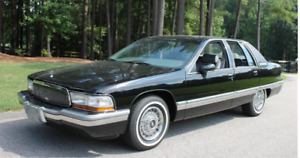 *** BUICK ROADMASTER LIMITED 1992 ***
