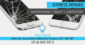 Reparation iPhone, iPad,Samsung, HTC, Sony, BlackBerry, Nokia...