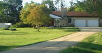 Beautiful Country House for sale in the RM of Springfield