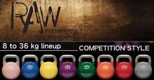 Kettle Bell Pro Grade Competition 8-48kg FUNCTIONAL FITNESS Taren Point Sutherland Area Preview