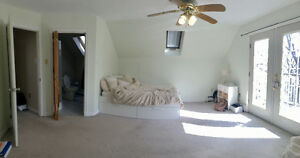 Furnished Room for Rent May-August on DAL Campus