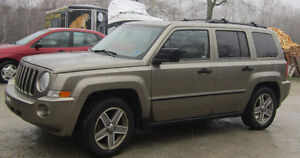 2007 Jeep Patriot SUV, Crossover