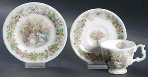 Royal Doulton Tea Set Brambly Hedge Summer