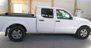 2008 Nissan Frontier Pickup Truck