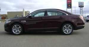 2010 Ford Taurus Limited, 112,900km, Heated/Cooled Leather