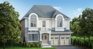 New homes in Caledon East with 2 and 3 car garage!